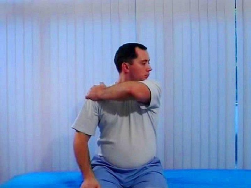 гимнастика бубновского при остеохондрозе