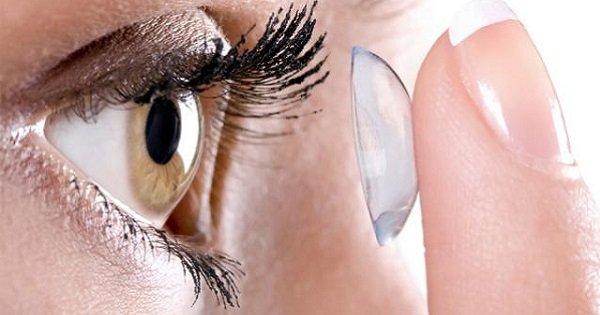 контактная линза