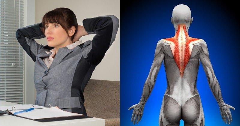 упражнения на растяжку боковых мышц