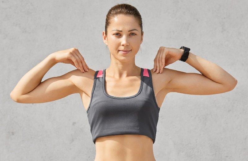 упражнения на растяжку для спины