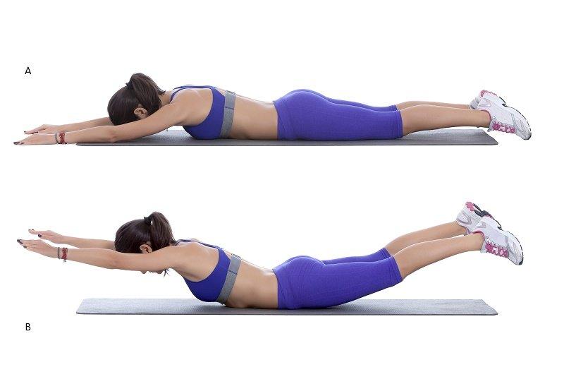 упражнения на растяжку и повышение гибкости тела