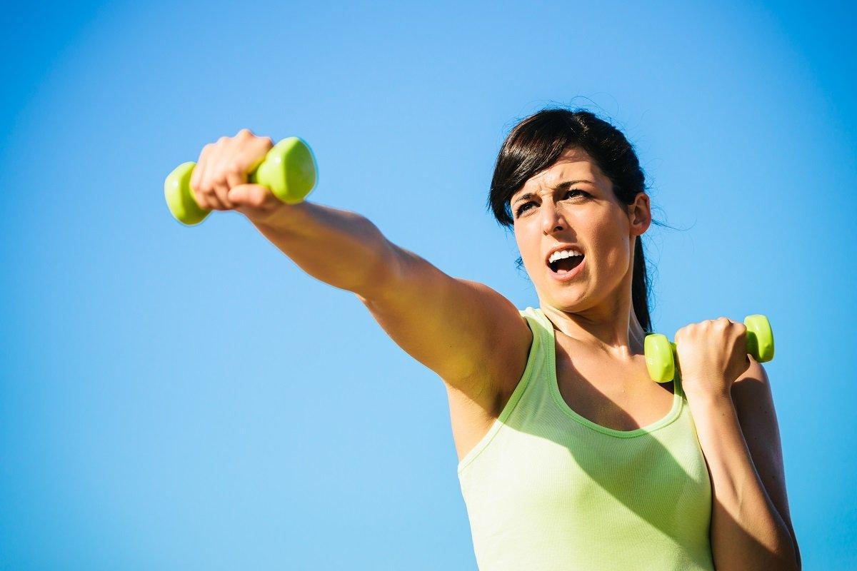 упражнения на все группы мышц для мужчин