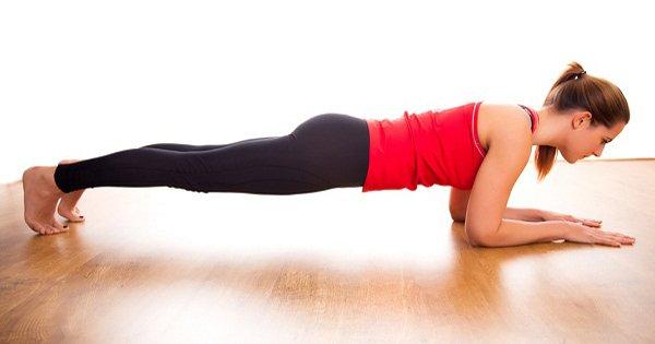 Упражнение планка для укрепления мышц: всего 4 минуты в день — и идеальное тело станет реальностью!