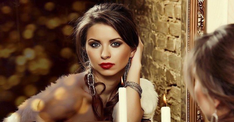 роскошная женщина