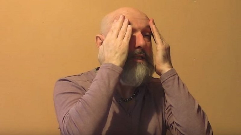 массаж лица техника