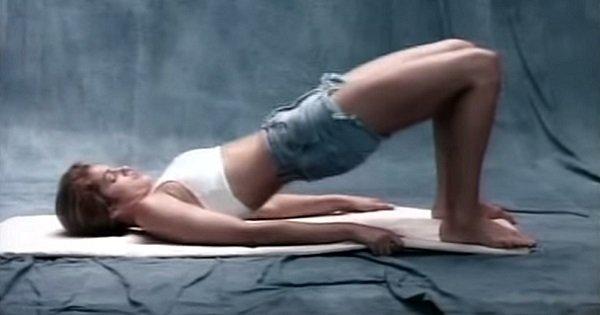 Гимнастика 10 минут от синди кроуфорд