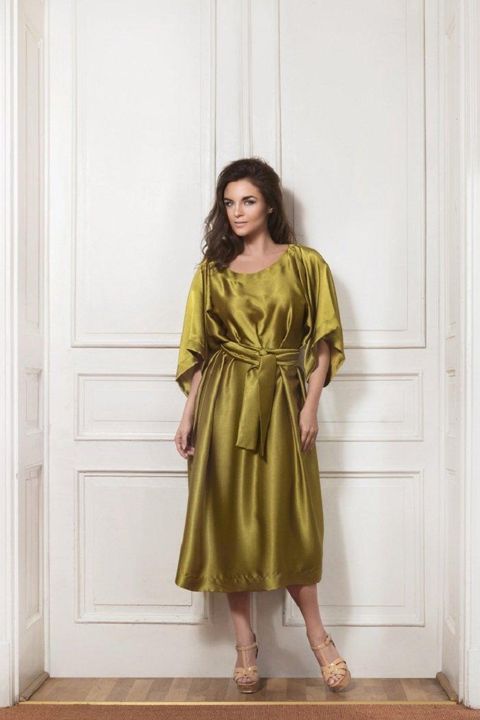 праздничное платье в стиле бохо
