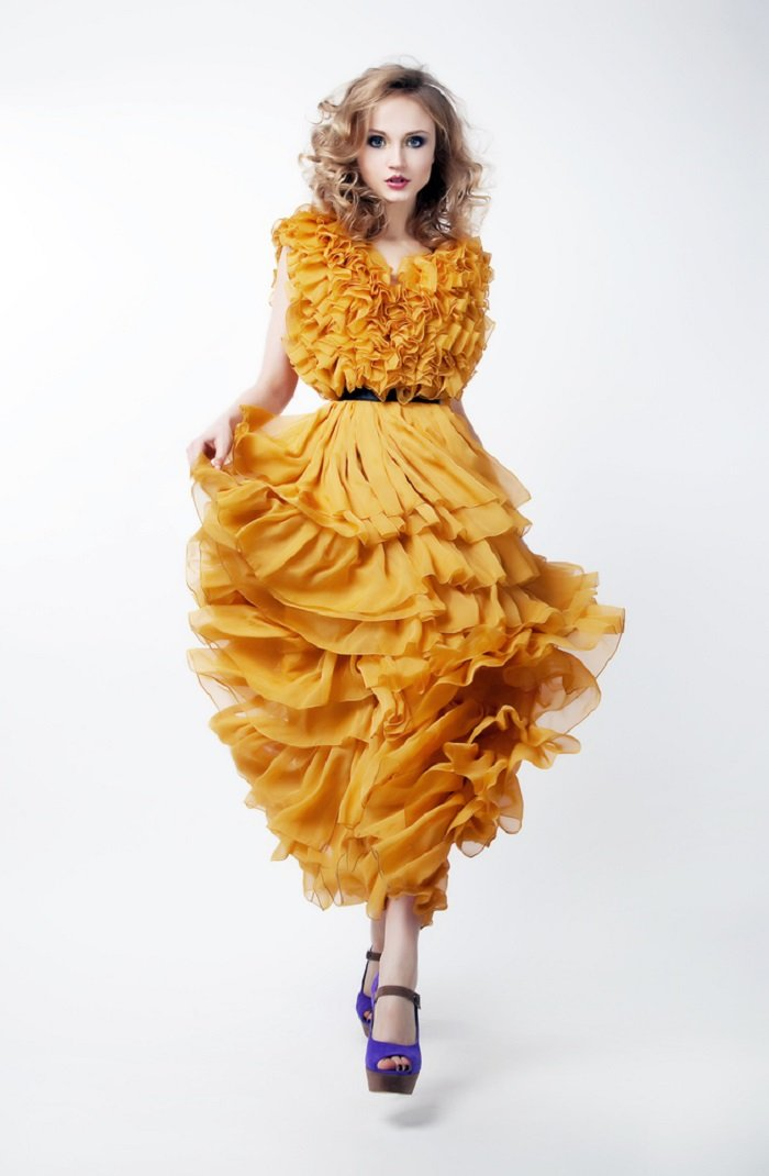 праздничное платье для беременной