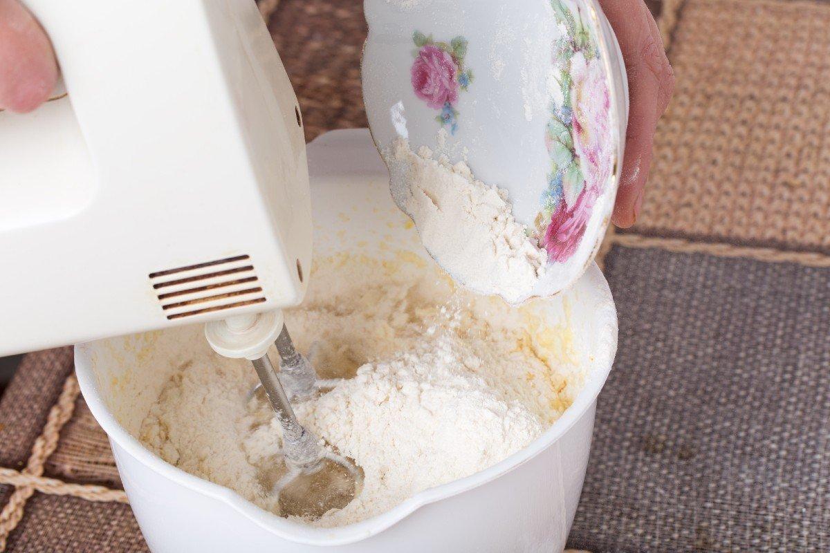 готовим вафельную крошку