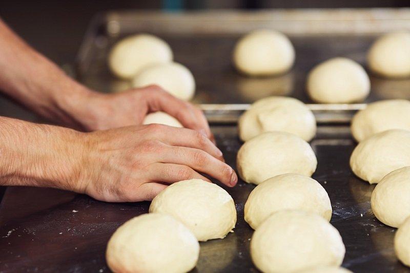 рецепт ванильных булочек