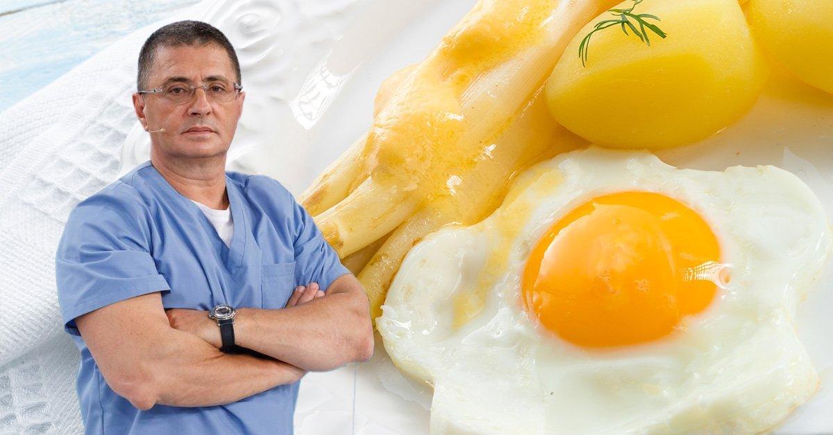 Варианты завтраков