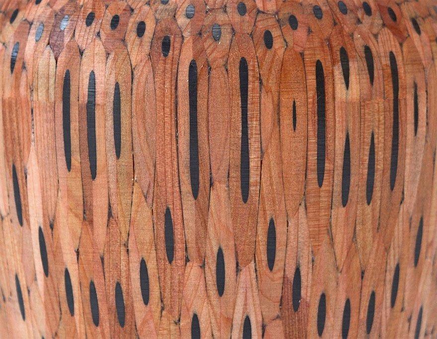 что-то деревянное