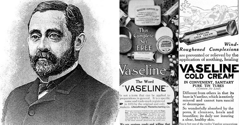 вазелин для лица маски