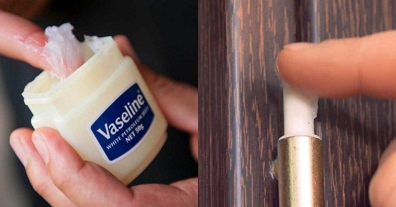 использование вазелина для лица