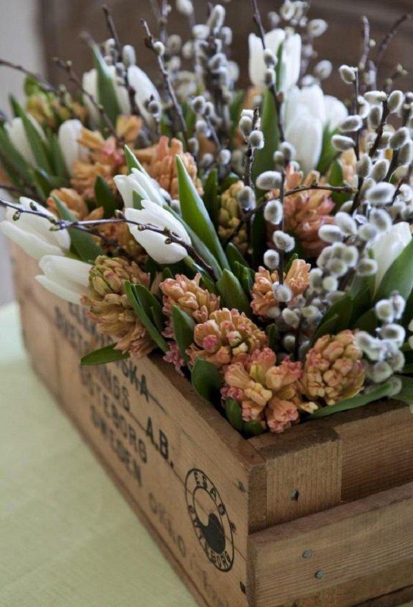 флористика цветочные композиции