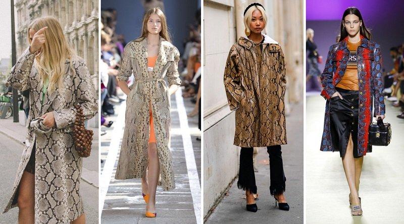весенние куртки и плащи женские