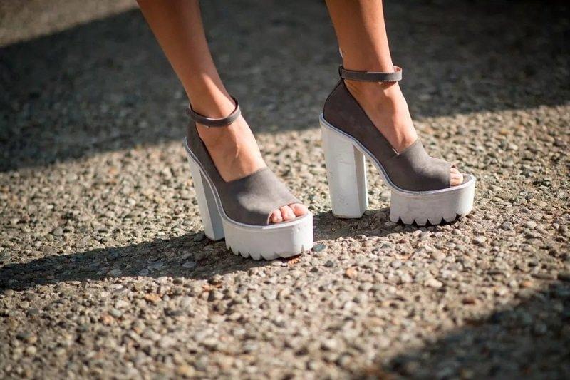 обувь весна 2018