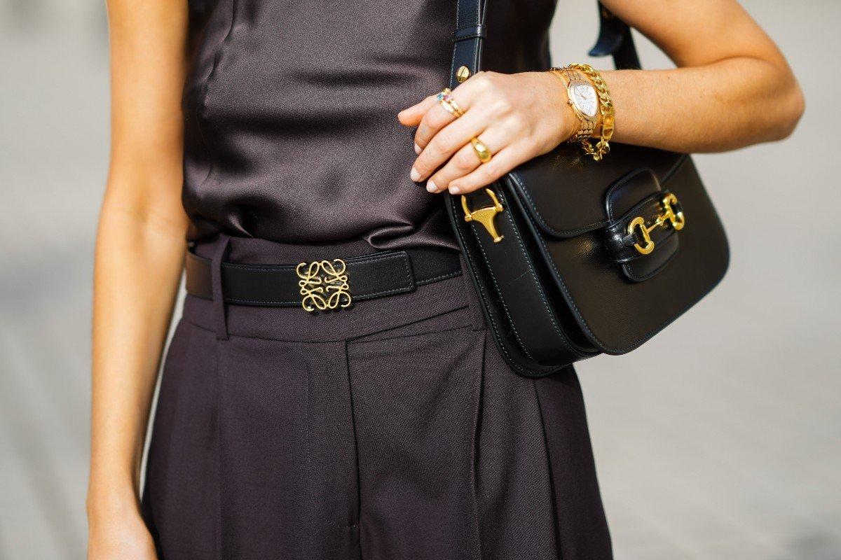 как правильно носить черную одежду