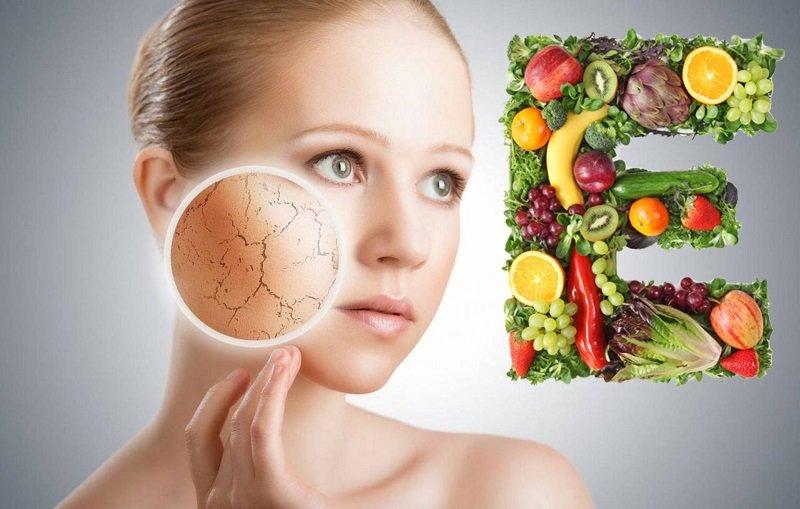 витамин е для кожи рук