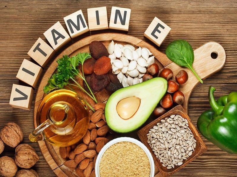 витамин е для кожи как принимать