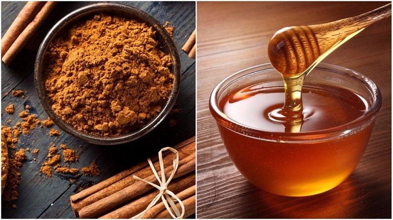 miere și scorțișoară