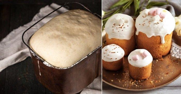 Светлая Пасха в этом году 28 апреля! Экспресс-метод приготовления куличей для вас, расторопные хозяйки.
