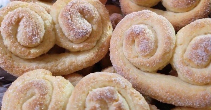вкусное печенье из творога для детей