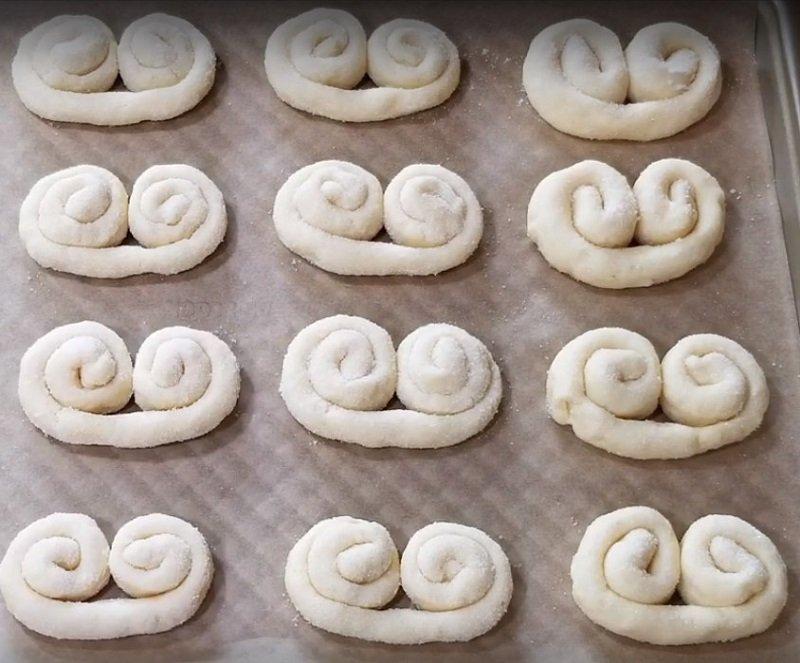 быстрое и вкусное печенье из творога