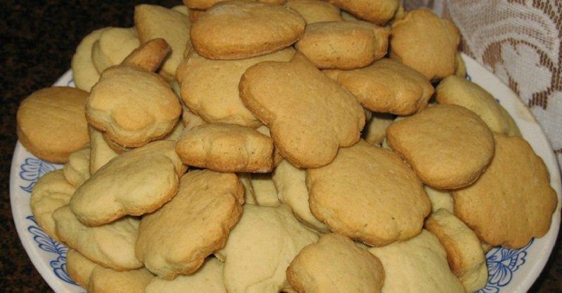 Как приготовить печенье на рассоле кулинария