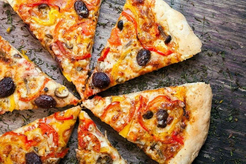 піца фото
