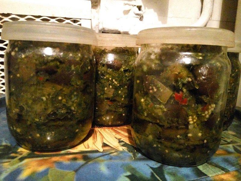 овощи на зиму рецепты с фото без стерилизации