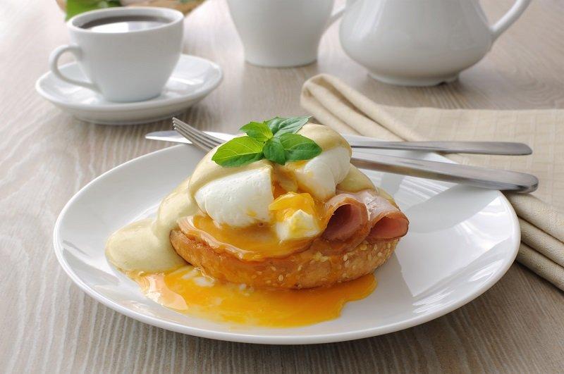 вкусные блюда с вареными яйцами
