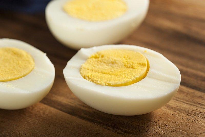 вкусные блюда с яйцами