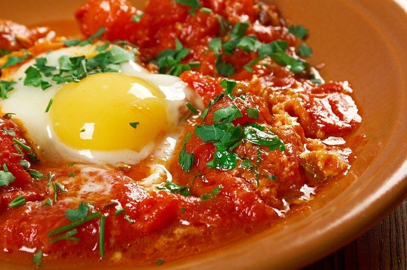 вкусные блюда с яйцом