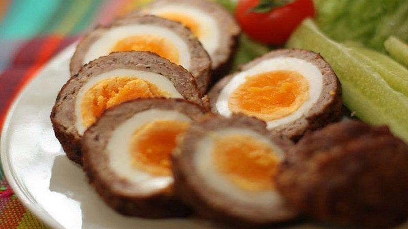 вкусные блюда из яиц на сковороде