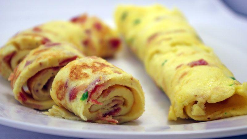 вкусные блюда из яиц и сыра