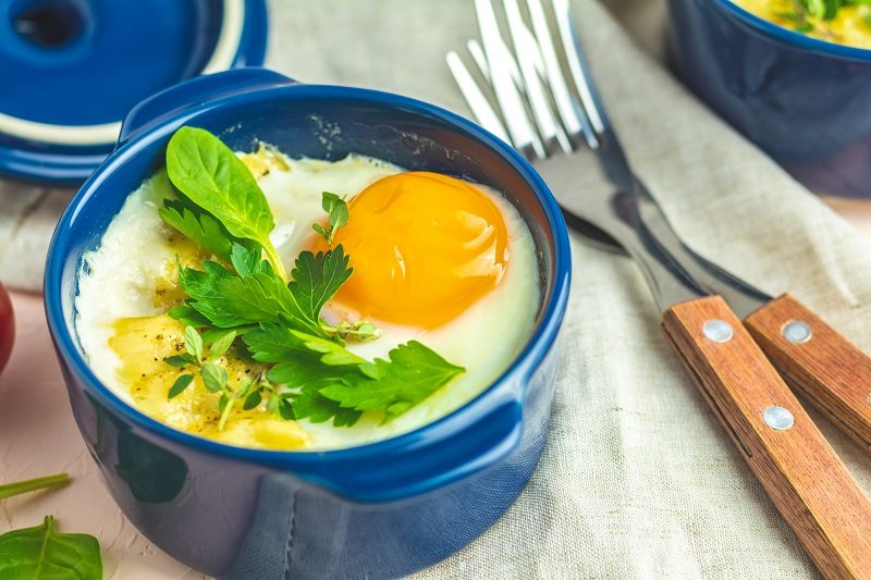 вкусные блюда без яиц