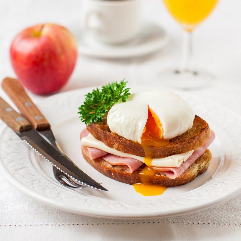 быстрое и вкусное блюдо из яиц