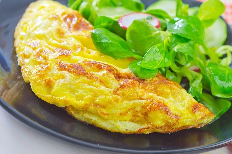 вкусные блюда из варёных яиц