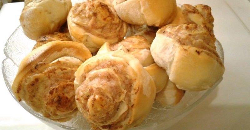 пирожки с мясом дрожжевое тесто