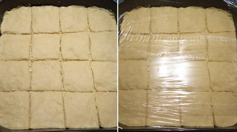пирог с сыром быстро