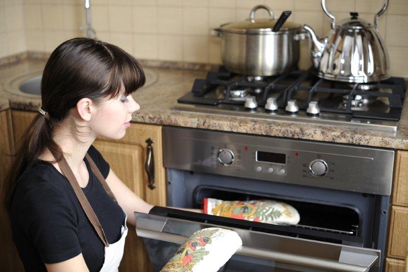 омлет в духовке с начинкой