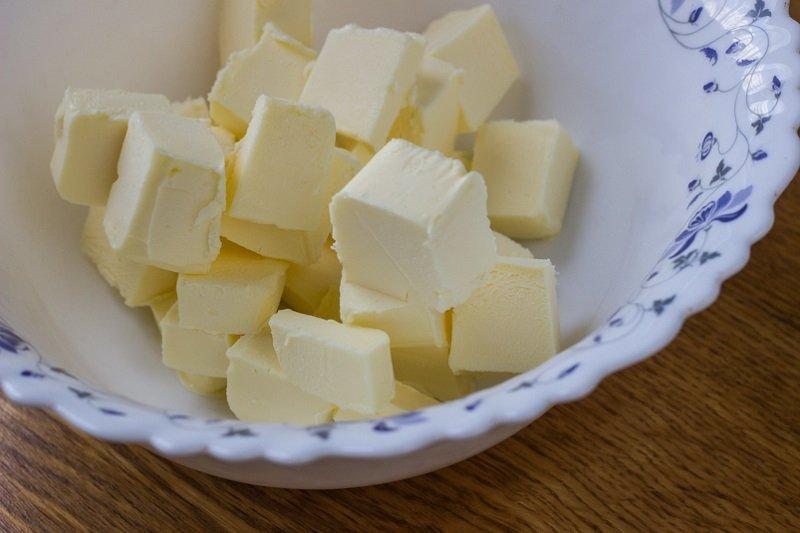крем пломбир для торта