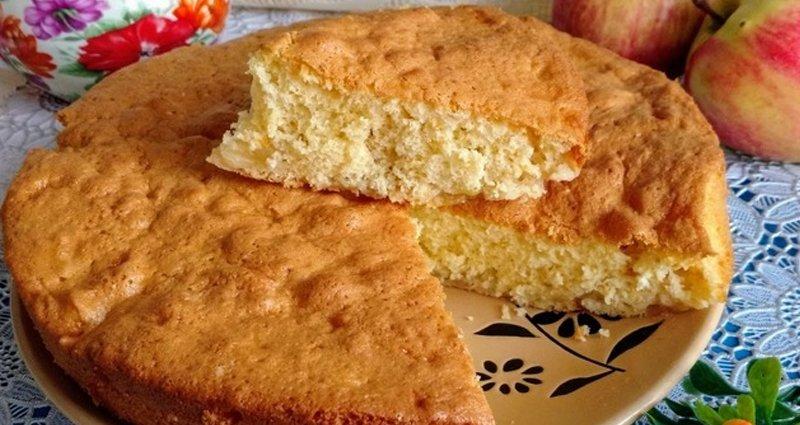 вкусный заливной пирог в духовке