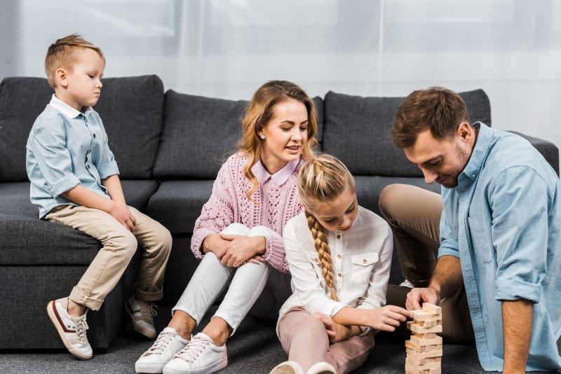 полноценная семья для ребенка