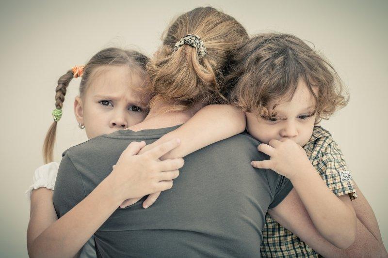 родители ругаются дети болеют