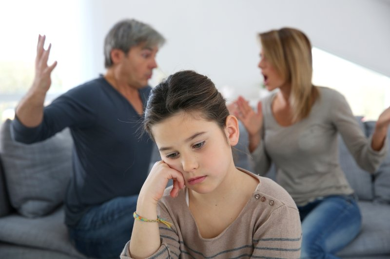 родители и взрослые дети конфликты