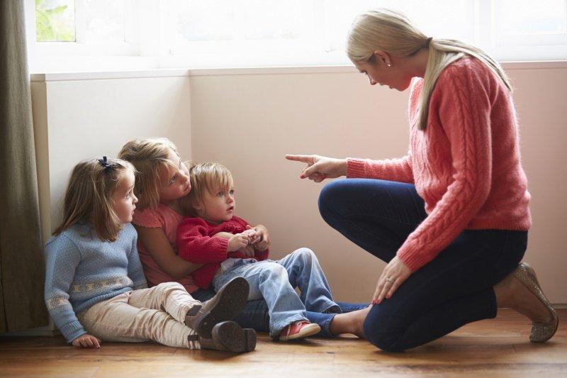 воспитание детей ошибки