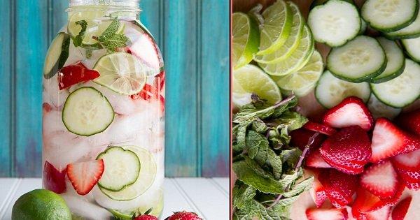 Полезный тренд: 5 напитков с фруктами для твоего здоровья!