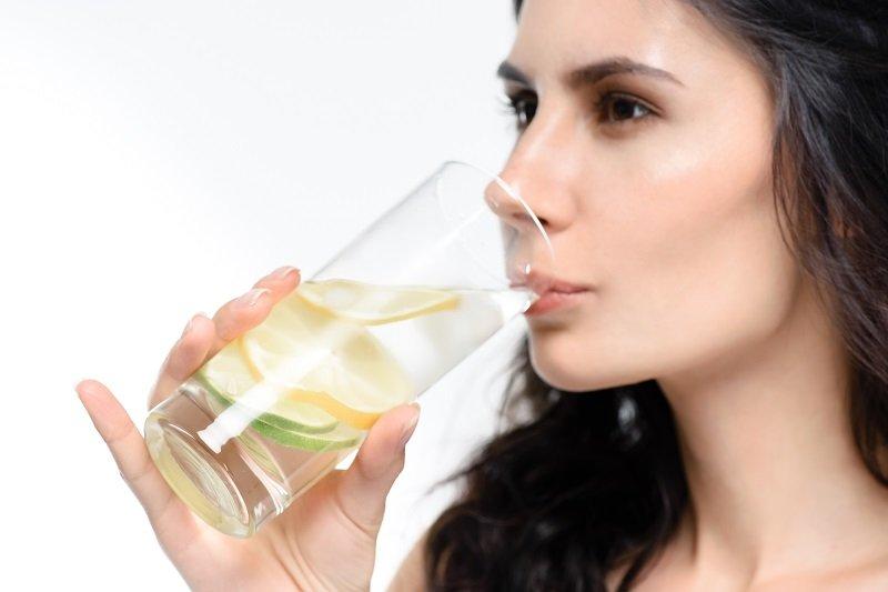вода с лимоном от паразитов